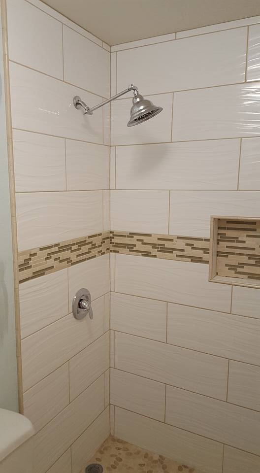 tub replacement walk in shower installation san tan. Black Bedroom Furniture Sets. Home Design Ideas